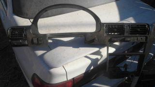 1992 1993 Honda Accord Factory Radio Bezel Dash Trim Cluster Bezel L K