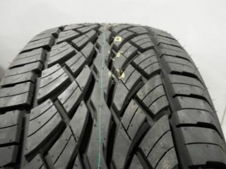 Lot of 2 Falken Ziex s TZ04 P305 45R22 Tires 118H M s Tubeless Steel Belted