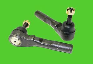 2 Front Outer Tie Rods End Chevy Malibu Pontiac G6 Saturn Aura 2005 2011