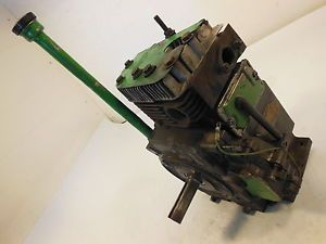 Tecumseh 10HP John Deere 112 RF HH100 Engine Motor Long Block Hydraulic Lift