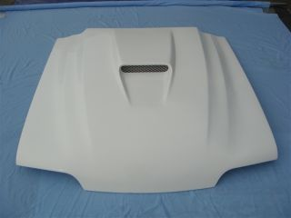 1987 1993 Ford Mustang Cobra R SVO Trufiber Functional Body Kit Hood