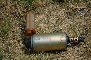 Toyota MR2 93 Fuel Tank Pump Fuel Sending Unit