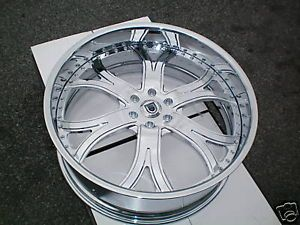 "26"" asanti 205 Wheels Rims Tires Ford F150 Navigator 295 30 26 Lexani LX9"