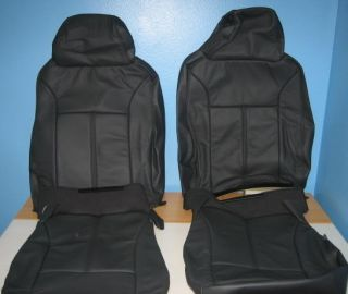 Nissan Frontier Genuine Leather Interior Seat Covers