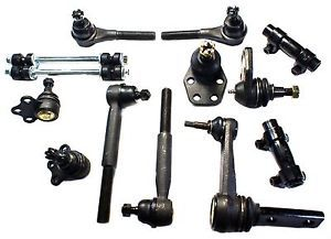 Dodge RAM 1500 2WD Ball Joints Tier Rods Suspension Steering Parts Kit New