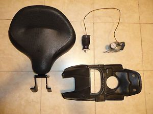 2002 Harley Davidson Road King Police Air Ride Seat
