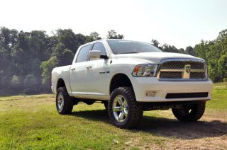 "6"" Suspension Lift 2009 2013 Dodge RAM 1500 4WD Models Read Add"