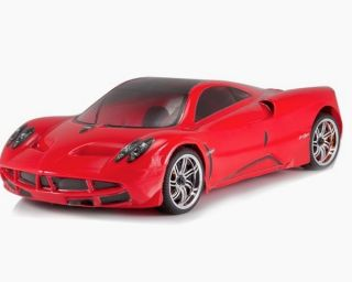 Redcat Racing Pagani Huayra Pro Brushless Belt Driven Car Red