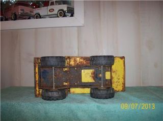 Tonka Mound Minn 1971 3900 Huge Fully Working Mighty Dump Truck Parts Restore