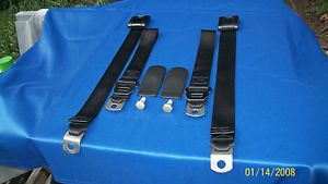 1968 1972 Chevy GMC Truck Suburban Shoulder Harness Seat Belts
