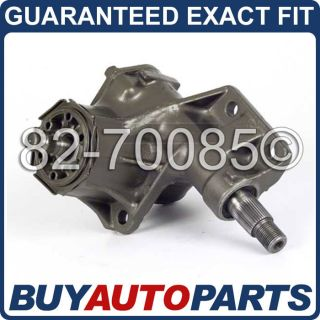 Manual Steering Gearbox for Dodge Chrysler Plymouth Mopar