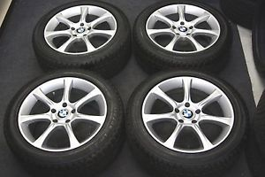 "BMW M5 M6 18"" Wheels Blizzak Winter Snow Tires"