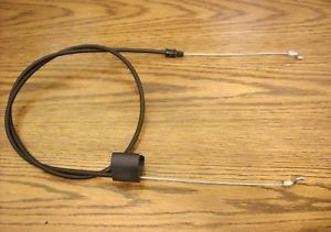 MTD Lawn Mower Engine Control Cable 746 1130 290 427