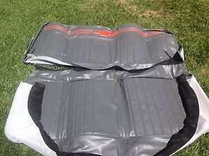 67 72 Chevy Truck Custom Seat Cover Upholstery C10