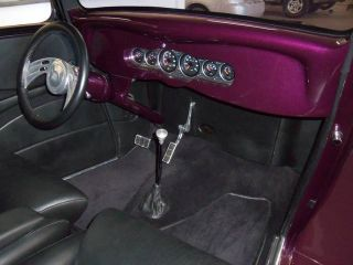 1933 33 Ford Tudor Sedan Hot Rod Two 2 Door Automatic