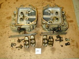 Kohler Command Pro 27HP CV740 Twin Cylinder Engine Set of Valve Heads