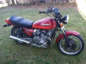Suzuki GS750 GS 750 GS750E Engine Motor Trans Clutch 6K Miles Pickup New Jersey