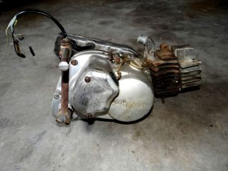 Kawasaki KV75 MT1 Engine Motor 1971 1980 Mini Bike Japan Many Other Parts Ask