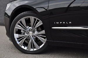 "20"" Chevrolet Impala Chrome Wheels Rims Tires Factory Wheels 2014'"