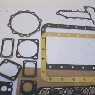 full Gasket Set for Kubota V1702 Upper Lower Cylinder Engine 1702 Bobcat 743