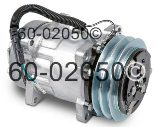 New Secondary AC A C Compressor for Dodge Freightliner Mercedes Benz Sprinter