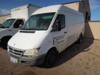 2004 Dodge Sprinter 3500 Engine Computer ECU ECM