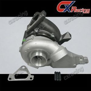 Cxracing GT2256V Turbo Charger 04 07 Dodge Sprinter 2 7L Diesel Bolt On