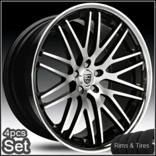 20 Wheels and Tires Lexani Rims for BMW 3 5 6 7SERIES M3 M5 M6 X5