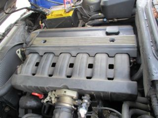 90 91 92 BMW 525i Engine 2 5L DOHC M50 Eng