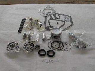 Yamaha Golf Cart Engine Rebuild Kit G 11 G 16 G 20 1996 Up
