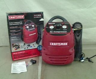 Craftsman 1 5 Gallon Portable Air Compressor