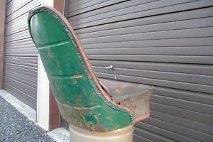 RARE Vintage 1930's 1940's Panel Truck Bucket Seat Ford Chevrolet Dodge Chevy