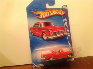 Hot Wheels '55 Chevy Bel Air BF Goodrich Tires