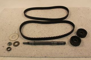 Ducati 749 2005 Engine Motor Drive Belts Belt Timing Gears Lay Shaft