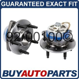 Cadillac cts Rear Wheel Hub Bearing New 2003 2007