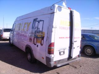 2003 Dodge Sprinter 2 7L 5 Cyl Turbo Diesel Engine