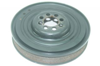 99 1999 Audi A6 C5 2 8 Crankshaft Pulley Harmonic Balancer