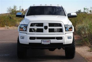 Lifted 2010 Dodge RAM Cummins Diesel 2500 Larmie Lifted Dodge RAM Cummins