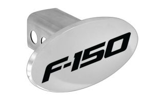 Ford F 150 F150 Metal Trailer Hitch Cover Plug