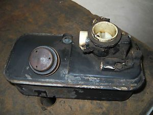 Briggs Stratton Lawn Mower Engine Metal Gas Tank
