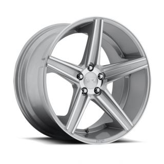 20 Niche Apex Wheels Silver BMW 5 6 7 Series 528 530 550 645 650 745 750 E9X M3