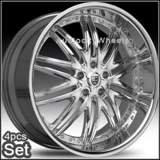 22inch Lexani for Mercedes Benz Rims Wheels S550 ml GL