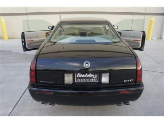 Cadillac Eldorado Touring Only 53K M Heated Seat Bose Warranty