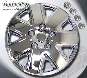 "16"" inch Hubcap Chrome Wheel Rim Covers 4pcs Style Code 026 16 inches Hub Caps"