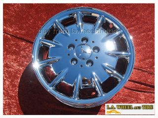 Mercedes Benz E320 Rims