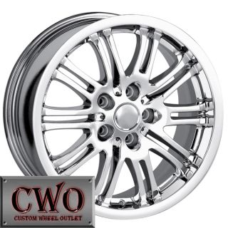 18 Chrome Detroit Wheels Rims 5x120 5 Lug BMW 5 6 7 8 Series s 10 Blazer