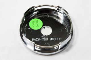 Brand New Bazo Modular Wheels Chrome Center Cap Part Bazo 2 3 Multi
