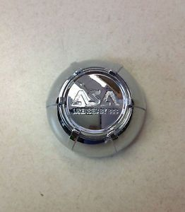 "ASA Aftermarket Wheel Center Cap Licensed by BBs Chrome 8B825 2 75"" Diameter"