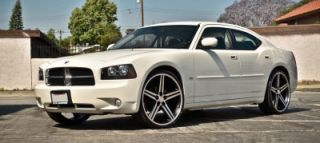 "22"" inch IROC BM Wheels and Tires Rims for 300C Charger Magnum Challenger"