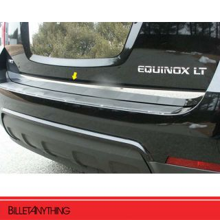 Chevy Equinox Stainless Steel Rear Deck Trim